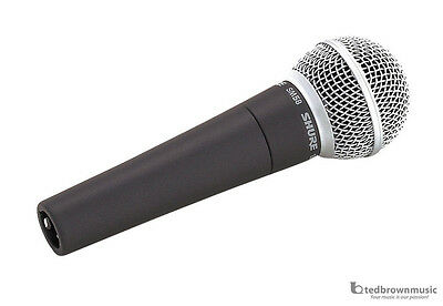 Shure SM58-LC Dynamic Handheld Vocal Microphone • 75.34£