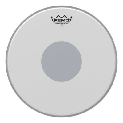 Remo Coated Controlled Sound 13 Inch Drum Head w/ Black Dot On Bottom