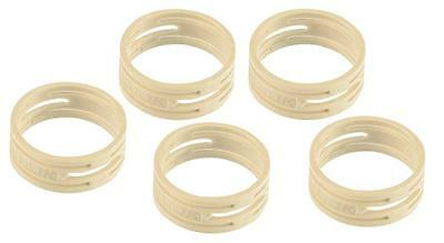 CODING RINGS WHITE Connectors Accessories, CODING RINGS, WHITE, For Use • 5.17£