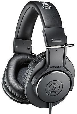 HEADPHONES PRO STUDIO MONITOR BLACK Audio Visual Headphones • 107.64£