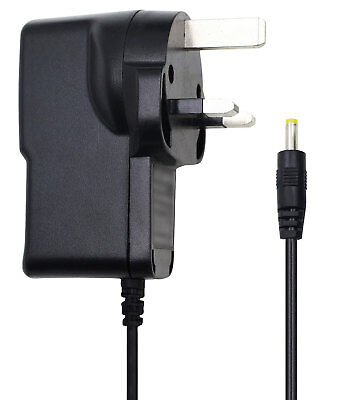 UK DC Adapter Power Supply Charger For Zoom H4n R16 R24 Q3 Q3HD Handy Recorder • 4.23£