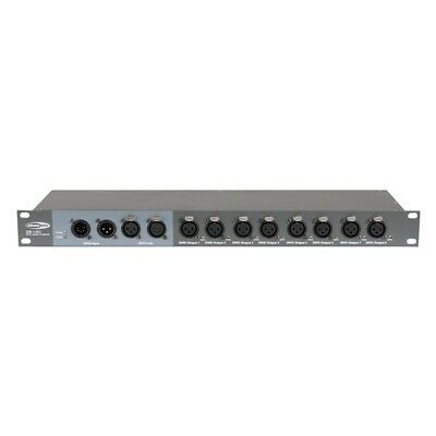 Showtec DB-1-8 8-channel DMX Splitter/Booster • 84.31£