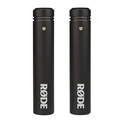 Rode M5 Stereo Matched Pair Cardioid Condenser Microphones • 149£
