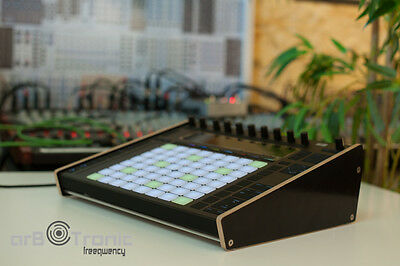 Ableton Push 2 Stand Rack Wood Side Panel Wooden Stand Screen Printing • 57.98£