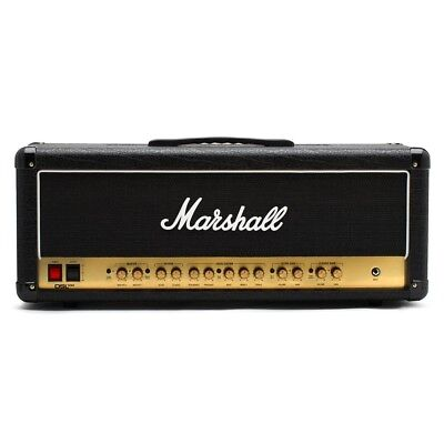 Marshall DSL100HR-H Guitar Amplifier Head With Reverb • 719£