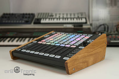 Native Instruments Maschine Jam Real Wood Stand Side Stand Rack Oak Lo • 70.31£