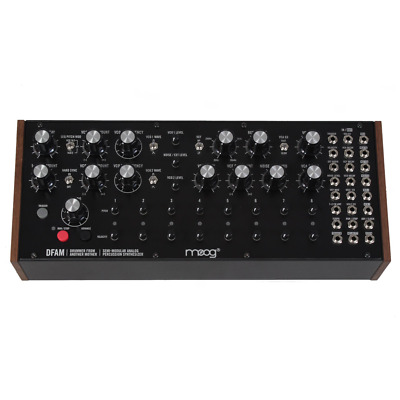 Moog DFAM Semi Modular Analogue Percussion Synthesizer • 599£