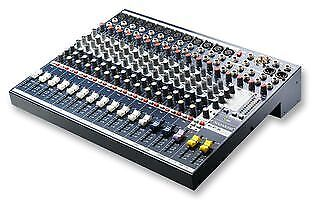 MIXING CONSOLE EFX12 12/2 - Mixers - Audio Visual - DP30105 • 468.63£
