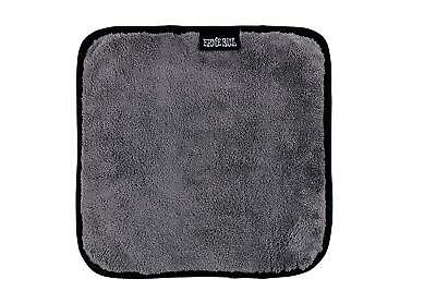Ernie Ball Plush Microfiber Polish Cloth Guitar Cleaning & Care Product - 4219 • 11.99£