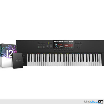 Native Instruments Komplete Kontrol S61 MK2 + Komplete 12 Ultimate Bundle Deal • 1,399£
