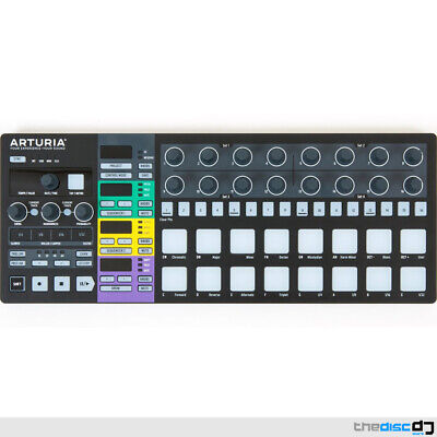 Arturia Beatstep Pro BLACK EDITION, USB Controller, Performance Sequencer • 245£