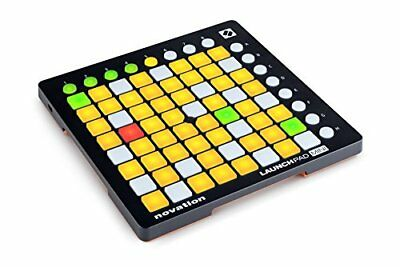 Novation Launchpad Mini MKII Compact USB Grid Controller For Ableton Live • 86.87£