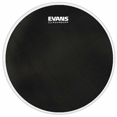 Evans Soundoff 18  Mesh Bass Drum Head, Practise / Electronic Triggers - BD18SO1 • 45£