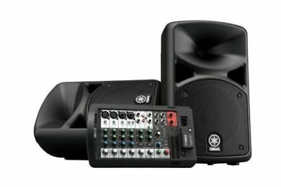 Yamaha STAGEPAS 400BT Portable Pa Speaker System W/ Bluetooth Stagepas400BT NEW • 537.17£