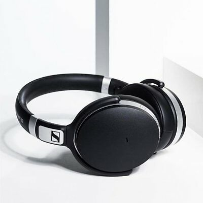 SENNHEISER-HD 4.50BTNC Wireless Headphones / FREE-SHIPPING • 210.32£