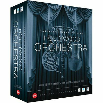 EastWest Hollywood Orchestra Gold Edition Mac PC Instrument • 380.35£
