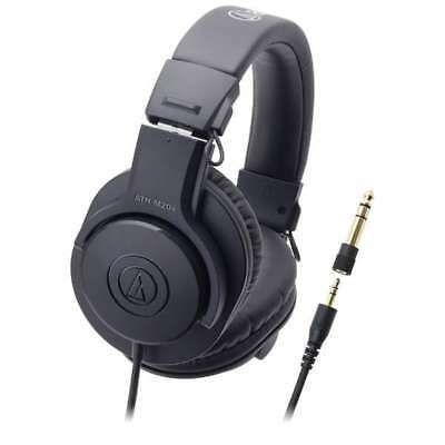 Audio-technica-ATH-M20x Headphones / FREE-SHIPPING • 75.58£