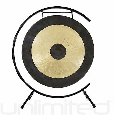 30  To 32  Chinese Gongs On The Paiste Floor Stand • 794.53£