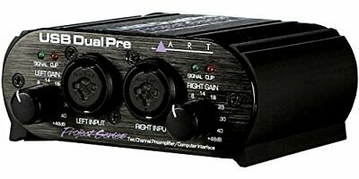 ART USB Dual Pre Project Series ACDPPS Amplifier / FREE-SHIPPING • 167.02£