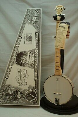 NEW BOX Deering Goodtime Special Openback 5 String Banjo BANJO WAREHOUSE ATLANTA • 601.14£