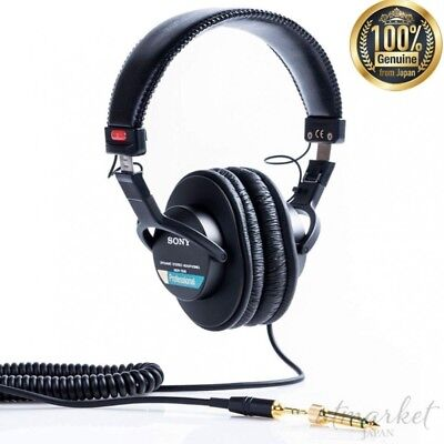 SONY Stereo Headphone High Sound Quality Folding Type MDR7506 Genuine From JAPAN • 171.68£