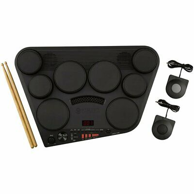 YAMAHA Digital Percussion DD-75 / With Eight Pads & Two Foot Pedals • 304.56£