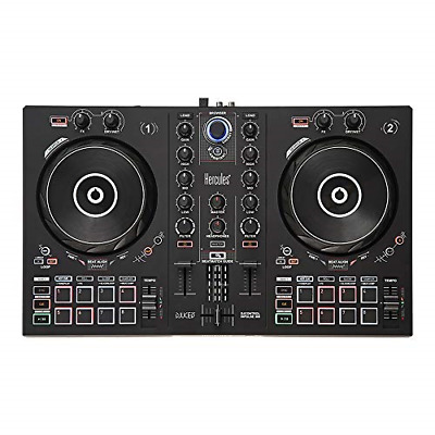 Hercules DJControl Inpulse 300 - DJ Controller With USB - 2 Tracks With 16 Pads • 190.42£
