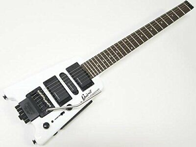 Spirit By STEINBERGER GTPRO Deluxe WH Electric Guitar • 411£