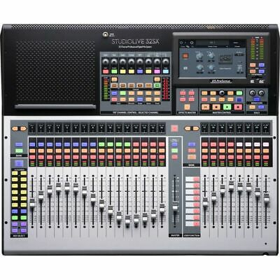 Presonus StudioLive 32SX 32-Channel Series III Digital Mixer *New* • 2,264.78£