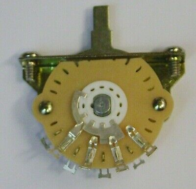 Genuine Oak Grigsby 5-Way Switch - Fender Strat Etc. • 9.95£