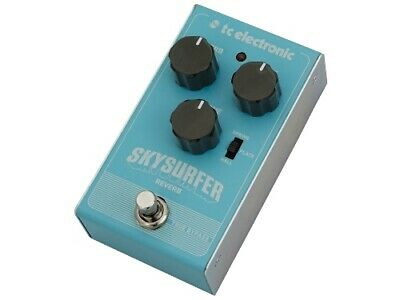 Tc Electronic Skysurfer Reverb Effects Pedal [FREE SHIPPING] • 50.28£