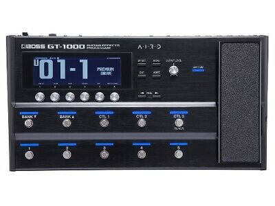 BOSS Guitar Effects Processor GT-1000 Effects Pedal • 1,155.04£