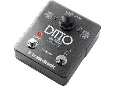 Tc Electronic Ditto X2 Looper Effects Pedal • 260.33£