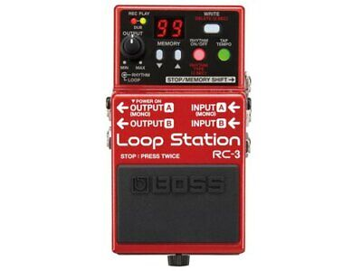 BOSS Loop Station RC-3 Effects Pedal • 244.66£