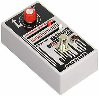 DEATH BY AUDIO ABSOLUTE DESTRUCTION Effects Pedal