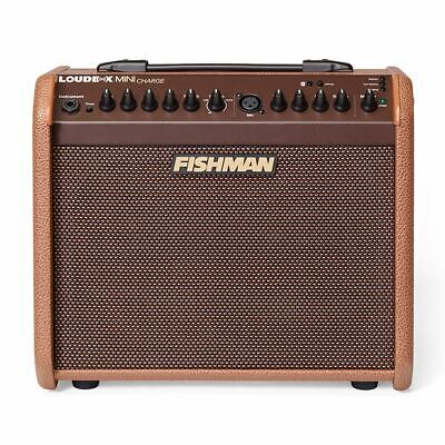 Fishman Loudbox Mini Charge Battery-Powered Acoustic Amplifier • 381.82£