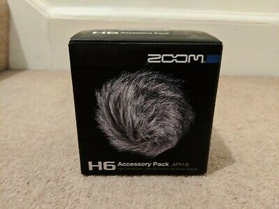 Zoom APH-6 H6 Official Accessory Pack • 30£