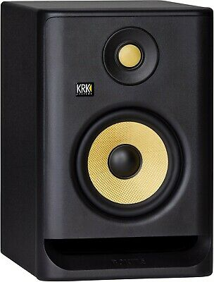 KRK RP5G4 Rokit 5 Active Generation-4 Powered Studio Monitor 2-Way Amplified • 130.93£