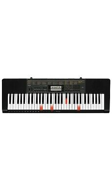 Casio LK-265 61-Key Lighted Portable Touch Sensitive Keyboard W Power Supply-New • 120.08£