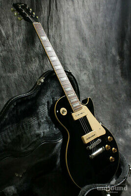 Gibson Limited 50s Les Paul Standard Ebony P-90 2005 Electric Guitars F/S • 1,726.57£