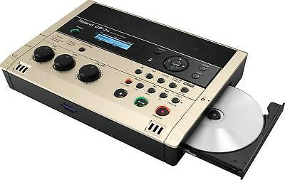 Roland CD-2u SD CD Recorder FREE Shipping Worldwide • 550.67£