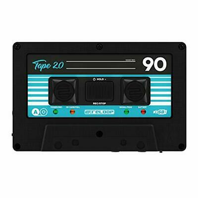 Reloop Tape2 Cassette Tape Notebook Speakers, Portable Audio Recorder Tape 2 • 187.89£