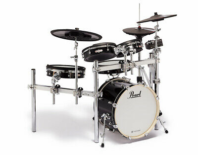 Pearl E-MERGE E-HYBRID Electronic Drum Set Powered By KORG • 3,305.13£