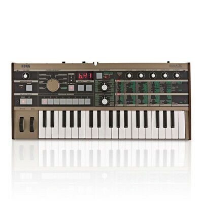 Korg MicroKorg Analogue Modelling Synthesizer With Vocoder • 329£