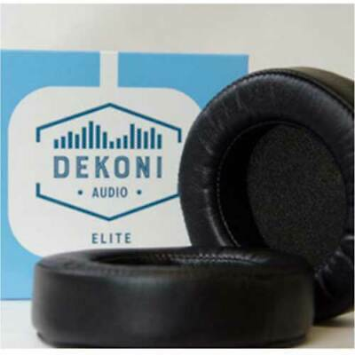DEKONI AUDIO X1Pair Ear Pad Leather Material Headphone #147 • 59.51£