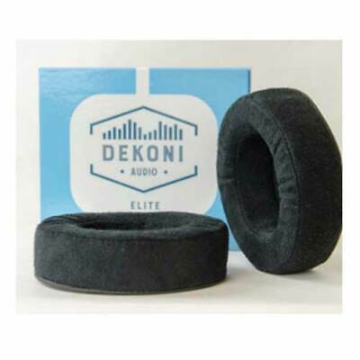 DEKONI AUDIO X1Pair Ear Pad Suede Material Headphone #148 • 59.51£