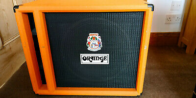 Orange OBC 115 Bass Speaker Cabinet With Cover 15  400W RMS 8 Ohm Powerful Cab • 299£