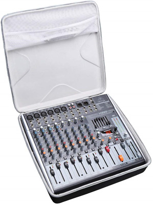 Aproca Hard Storage Case For Behringer X1222USB Xenyx 16 Input 2/2 Bus Mixer • 37.49£