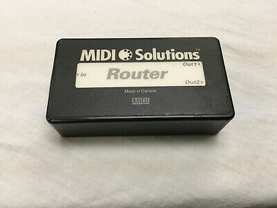 MIDI Solutions Router • 80.78£