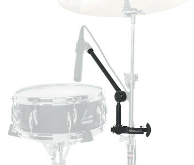 Gator Frameworks - GFW-MIC-MULTIMOUNT - Mount To Add Accessories For Mic Stands • 13.40£